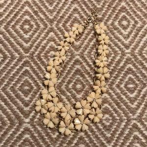 JCrew Flower Necklace